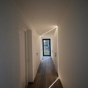 Couloir – Le Bouquet d'Arbres
